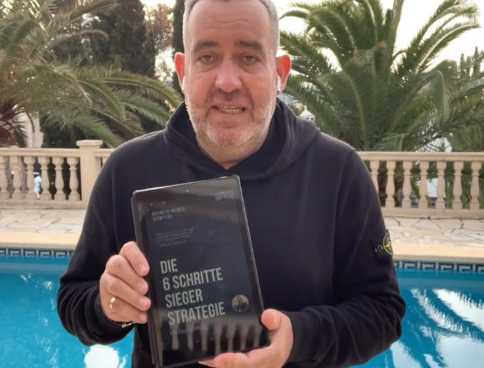 Ralf Schmitz – Die 6 Schritte Sieger Strategie