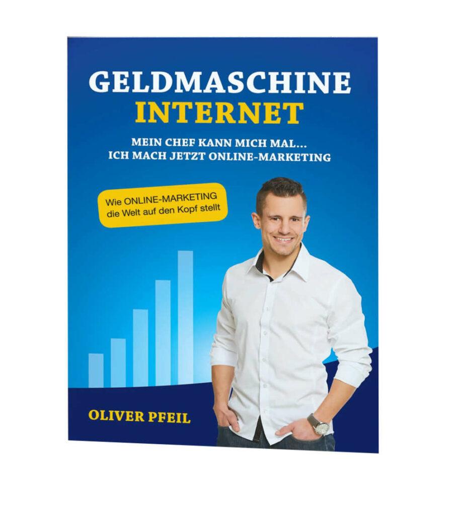 Geldmaschine Internet