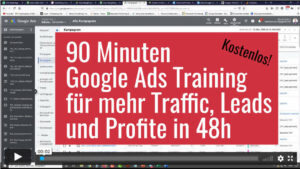 Sales Angels – Google Ads Training