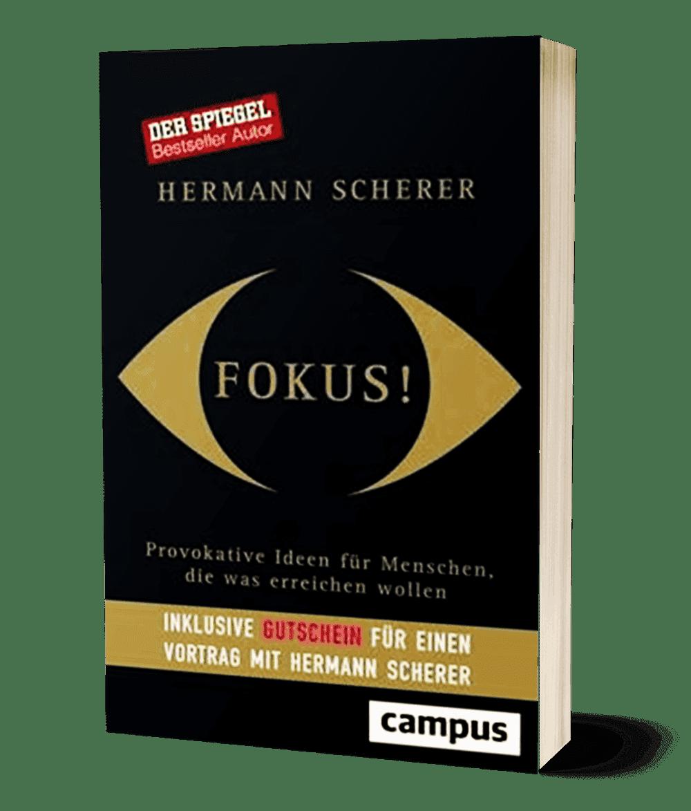 Hermann Scherer Fokus