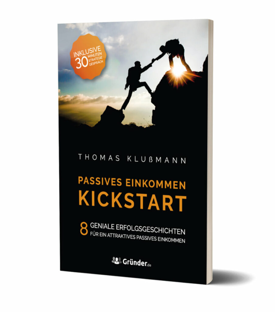 Kickstart Passives Einkommen