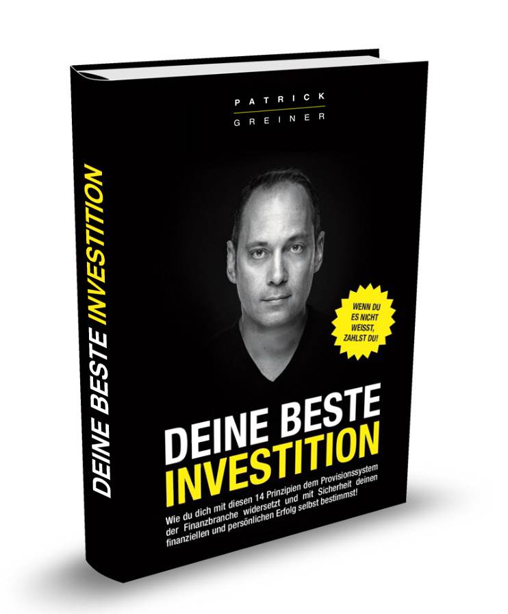 Patrick Greiner – Deine beste Investition
